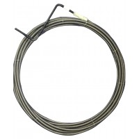 Cablu pentru desfundat canale, D 14 mm, 10ml