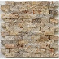 Piatra naturala decorativa Modulo Natimur Mosaic Scabas, exterior, 0.72 mp