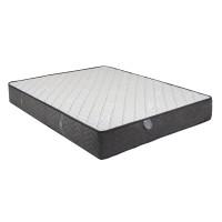 Saltea pat Ideal Sleep Elite, superortopedica, 90 x 190 cm, 1 persoana, cu arcuri + spuma poliuretanica