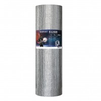 Folie termoizolanta Isoflect Silver, 3 straturi, 1.2 x 34 m, 40.8 mp