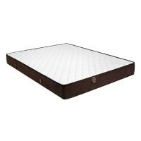 Saltea pat Ideal Sleep, superortopedica, 120 x 190 cm, 1 persoana, cu arcuri + spuma poliuretanica