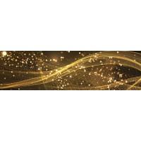 Panou decorativ bucatarie Splashback, compozit, luminescent, SPB 101, abstract, 2600 x 750 x 3 mm