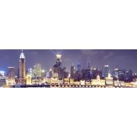 Panou decorativ bucatarie Splashback, compozit, luminescent, SPB 018, urban, 1000 x 600 x 3 mm