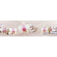 Panou decorativ bucatarie Splashback, compozit, luminescent, SPB 023, floral, 2600 x 750 x 3 mm