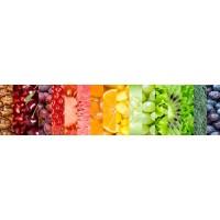 Panou decorativ bucatarie Splashback, compozit, luminescent, SPB 093, fructe, 2600 x 600 x 3 mm