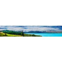 Panou decorativ bucatarie Splashback, compozit, luminescent, SPB 097, peisaj, 2000 x 600 x 3 mm