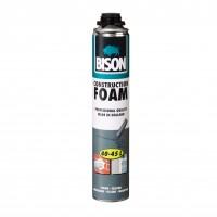 Spuma poliuretanica, aplicare cu pistol, Bison, 750 ml