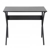 Birou gaming ST30267M, negru, 90 x 76 x 55 cm, 1C