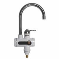 Instant apa calda, electric, tip robinet, Ferroli Storm, digital, pentru chiuveta, 3 kW