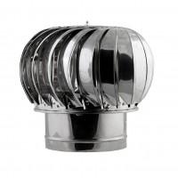 Palarie (terminal rotativ) din inox, D 250 mm