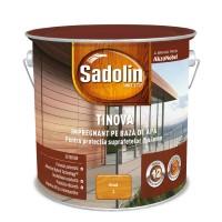 Impregnant pentru lemn Sadolin Tinova, brad, pe baza de apa, exterior, 2.5 L