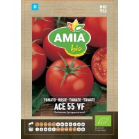 Seminte legume bio Amia, tomate Ace 55 VF