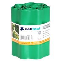 Separator gazon Cell Fast, plastic, verde deschis, 20 cm x 9 m