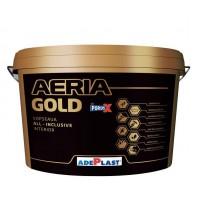 Vopsea superlavabila interior, Adeplast Aeria Gold, alba, 3 L