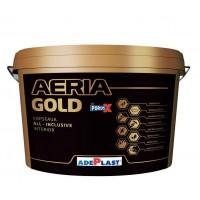 Vopsea superlavabila interior, Adeplast Aeria Gold, alba, 8 L