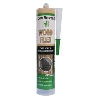 Chit acrilic pentru parchet si lemn, Den Braven Woodflex, cires, 280 ml