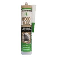 Chit acrilic pentru parchet si lemn, Den Braven Woodflex, fag, 280 ml