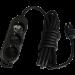 Prelungitor 7526 cauciucat cu cablu, 3 prize, 5 m, 3500W, 3 x 1.5 mmp