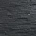 Piatra naturala decorativa Natimur, interior / exterior, neagra 0.52 mp