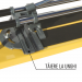 Masina de taiat faianta, Lumytools LT00320, cu 3 functii