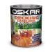 Impregnant pentru lemn, Oskar Decking, mahon, 2.5 L