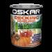 Impregnant pentru lemn, Oskar Decking, wenge, 2.5 L