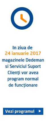 imagine-Program magazine Dedeman 24 ianuarie