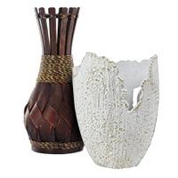 Vaze decorative de flori
