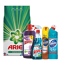 Detergenti si solutii curatenie