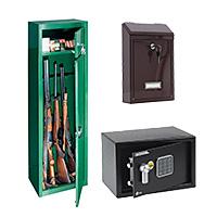 Seifuri, cutii postale si dulapuri arme