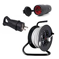Derulatoare cablu electric