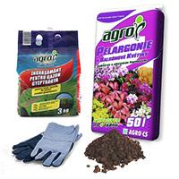 Produse pentru intretinerea plantelor