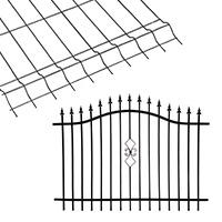 Garduri metalice