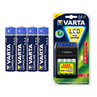 Baterii, acumulatori si incarcatoare