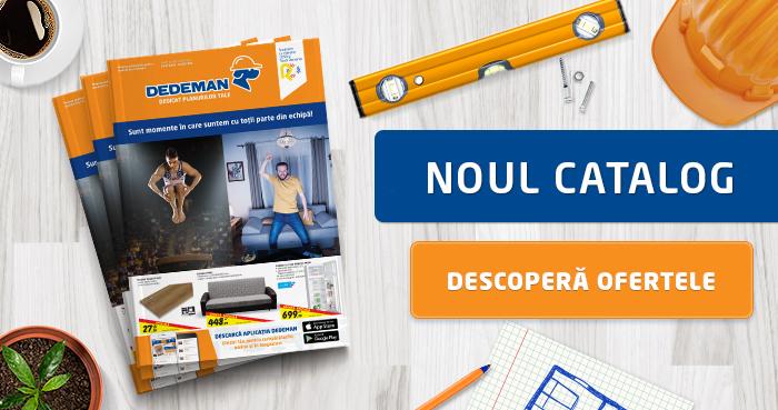 Dedeman Magazin Online Dedicat Planurilor Tale