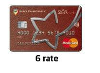 Rate prin card Star BT