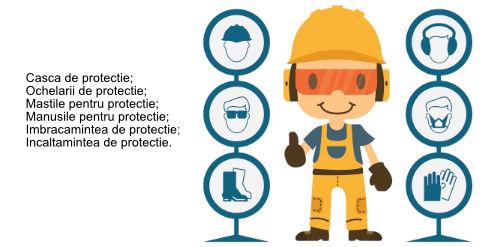 acasă muncă și siguranță la locul de muncă)