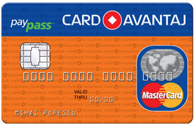 Card in rate fara dobanda BCR