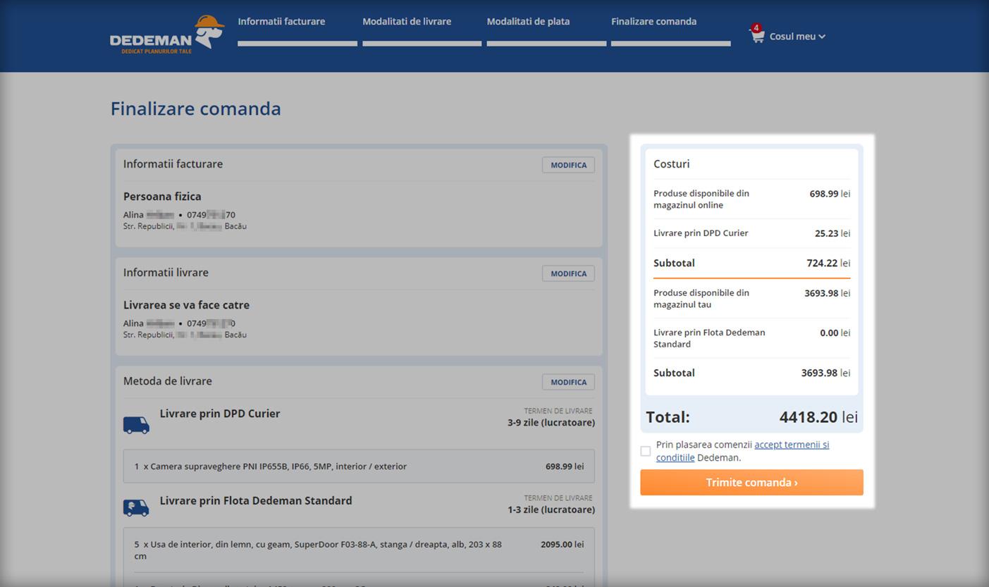 Activeaza serviciul online credit europe bank