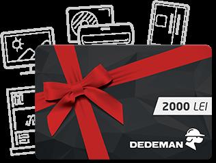 card 2000 de lei